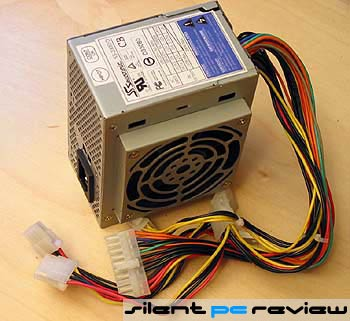 Quiet Seasonic flex-ATX PSU