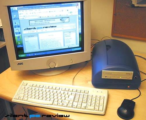 Quiet MP Dual-CPU Workstation