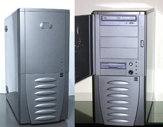 Antec SLK3700 mid-tower Case