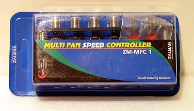 Zalman ZM-MFC1 Multi Fan Controller