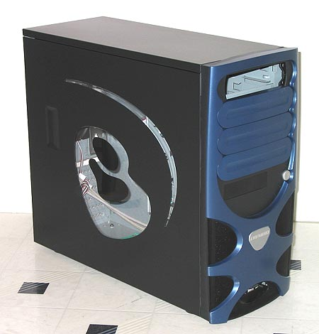 Review: FrontierPC's Silent XP2500+ system