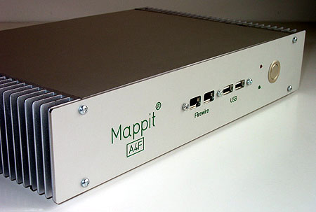 Mappit A4F: A Truly Silent PC
