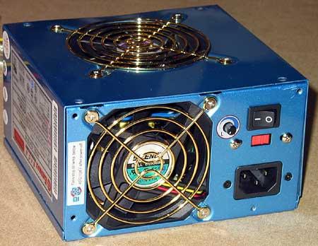 Enermax NoiseTaker 475 PSU