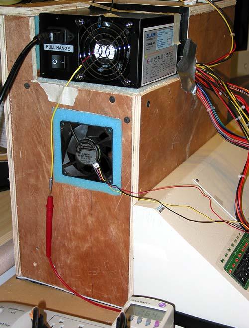 Archive: SPCR's PSU Test Platform V.3