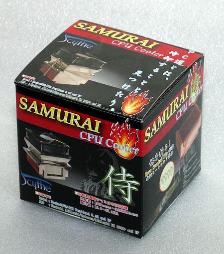 Scythe Samurai SCSM-1000 CPU Cooler