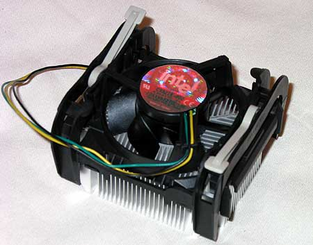 New Stock Intel Prescott P4 Cooler