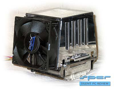 Scythe FCS-50 heatsink/fan
