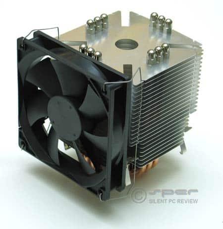 Quiet OC'ed Pentium D 830 System