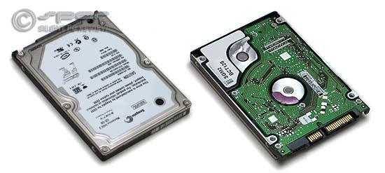 Seagate Momentus 5400.2 120GB SATA notebook drive