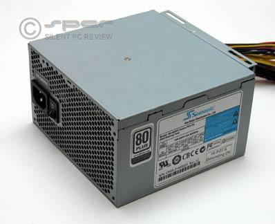 Seasonic SS-400HT power supply, 80 Plus version