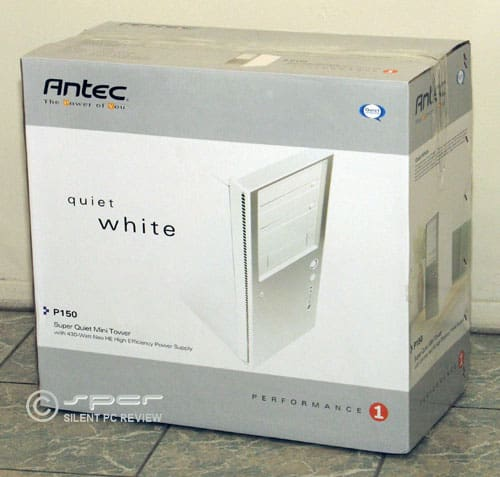 Antec P150 mid-tower case w/ Neo HE 430 PSU