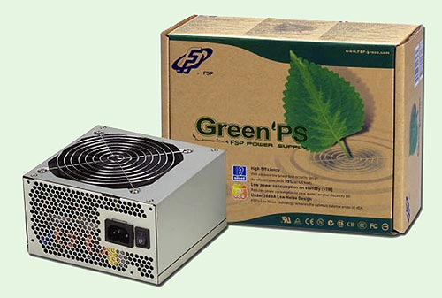 FSP Green PS FSP400-60GLN 400W PSU