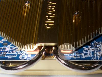 where to pry apart the GPU heat sink pieces