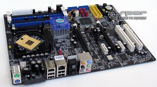 AOpen's Core Duo Flagship i975Xa-YDG motherboard