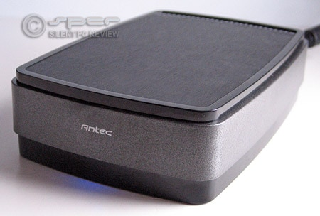 Antec MX-1: Actively Cooled External HDD Enclosure