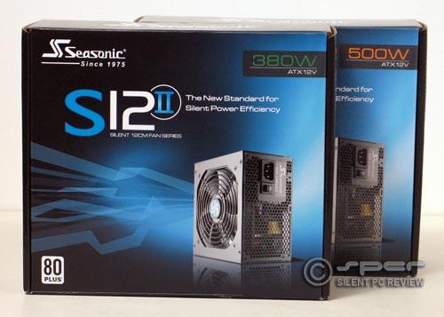 Seasonic S12II-380 Power Supply