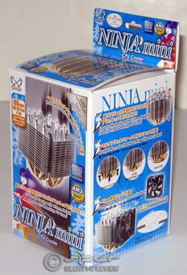 Scythe Ninja Mini CPU heatsink