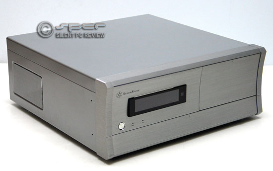 Silverstone GD01 and LC17 HTPC Cases