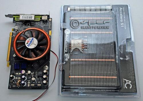 Arctic Cooling Accelero S1 VGA Cooler