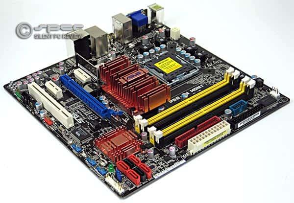 Asus P5E-VM HDMI: A microATX C2D board for gamers?