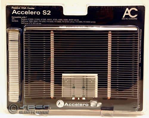 Arctic Cooling Accelero S2 VGA Cooler + Turbo Module