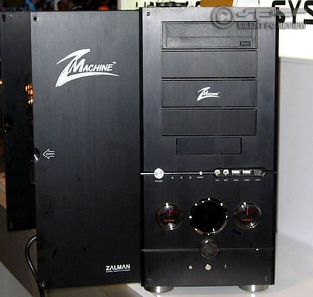 CES 2008, Days 2 & 3:  Zalman, Coolermaster, eCoupled, and Seagate