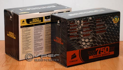 Corsair TX650W ATX12V power supply
