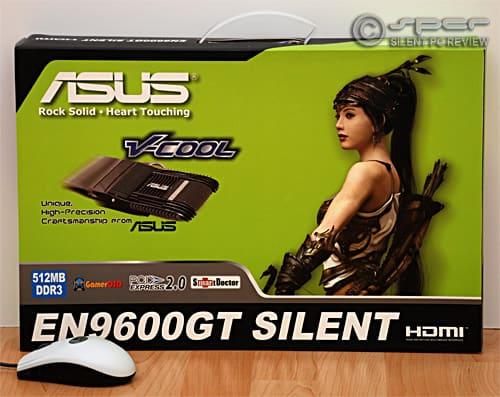 Asus EN9600GT Silent Edition Graphics Card