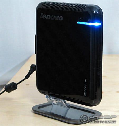 Lenovo IdeaCentre Q110: Tiny ION Nettop