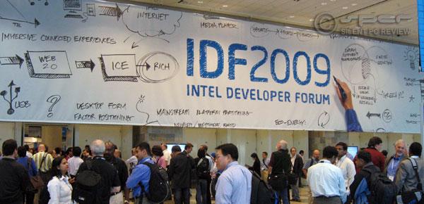 Post-IDF, Fall 2009