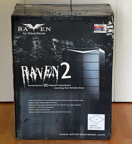 Silverstone Raven Two