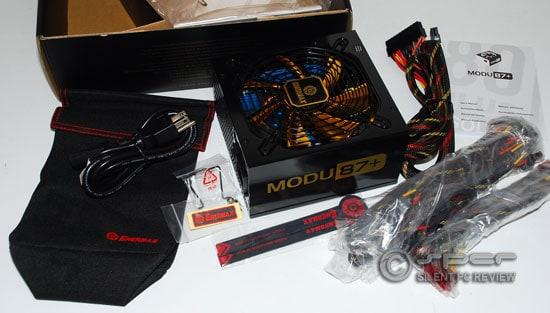 Enermax Modu87+ 500W 80Plus Gold