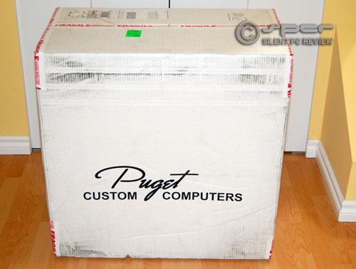 Puget Serenity i7 PC System