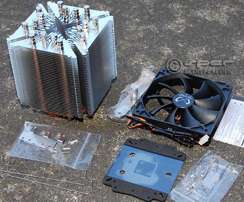 Scythe Ninja 3 & Scythe Yasya CPU Heatsinks
