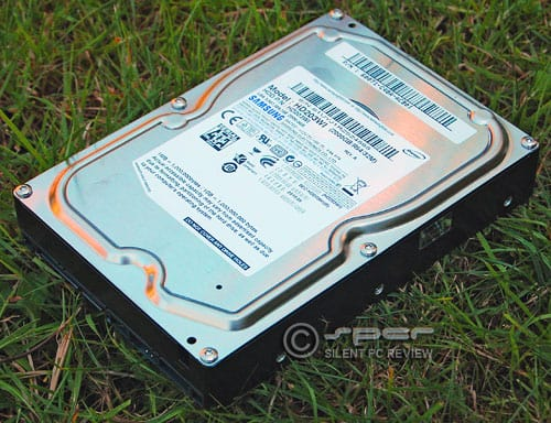 Samsung 2TB EcoGreen F3 Hard Drive