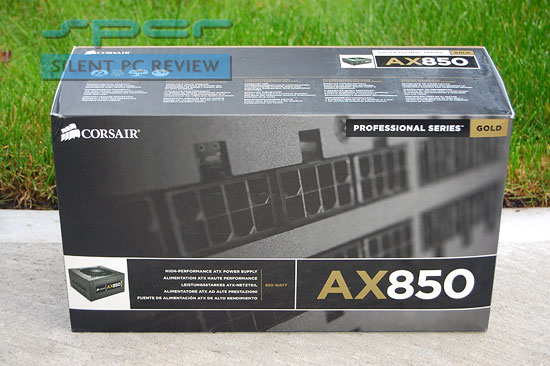 Corsair Gold: AX850 Power Supply