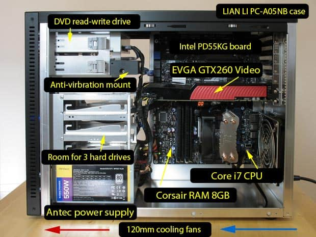 Build the Perfect Lab or Office Workstation
