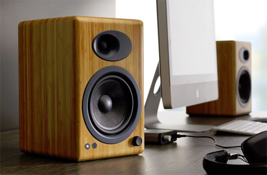 Audioengine A5+ Speakers and Wireless Audio Adapter