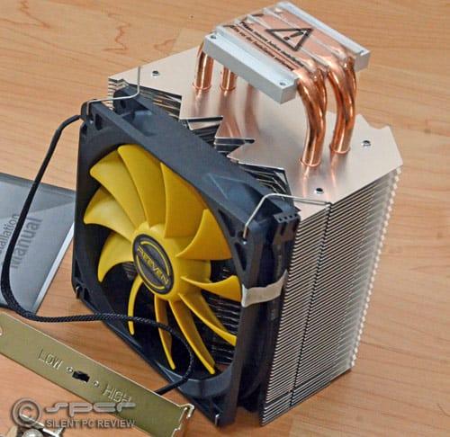 Reeven Kelveros & Arcziel CPU Coolers