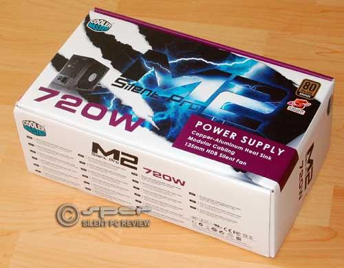 CoolerMaster Silent Pro M2 720W PSU