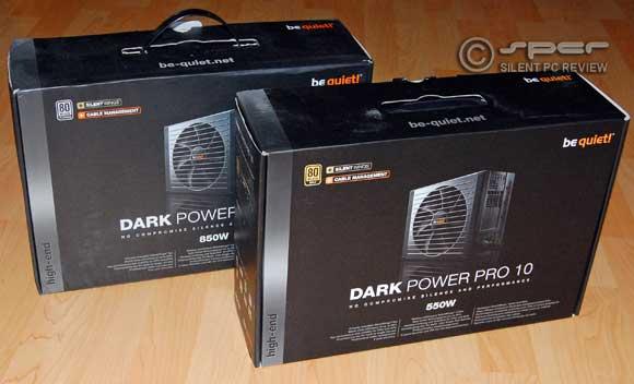 bequiet! Dark Power Pro 10 550W Power Supply