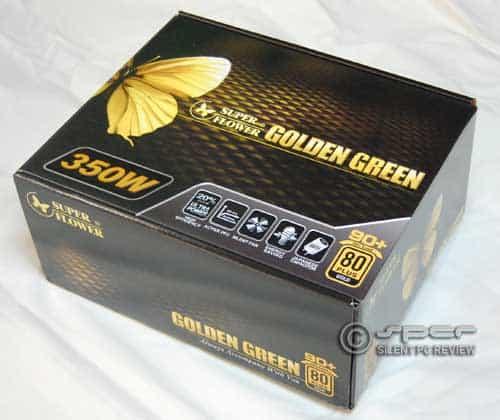 Super Flower Golden Green 350W PSU