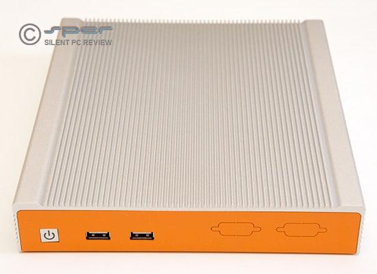 Logic Supply ML210G-10 Fanless Bay Trail System