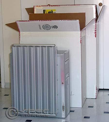 Puget Custom Pentium-M Rig: A Silent WC System